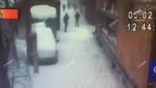 Происшествие на казанском вокзале
