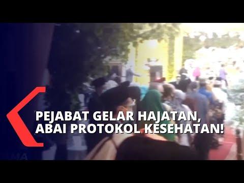 viral acara pernikahan mewah anak pejabat abaikan protokol kesehatan