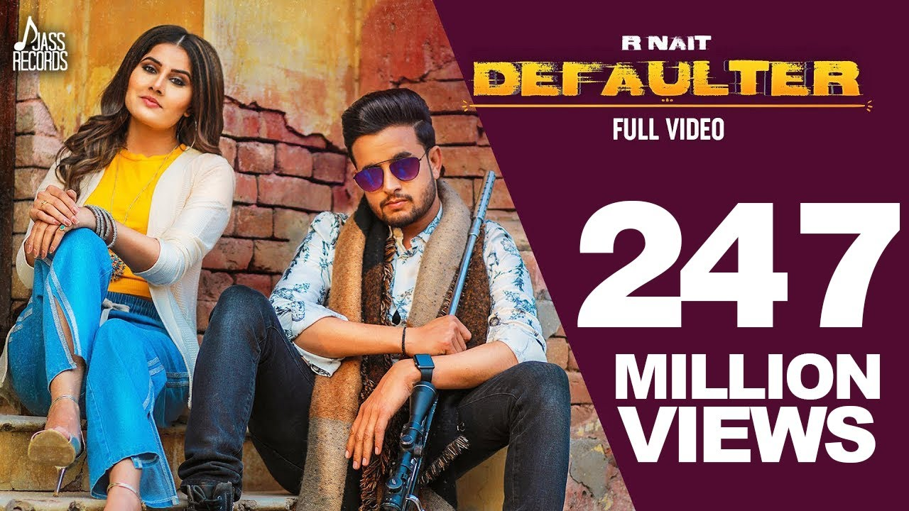 Defaulter song Mp3 song download by  R Nait & Gurlez Akhtar | status download