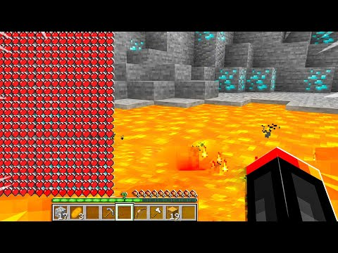 Minecraft, But It's Noob Mode...