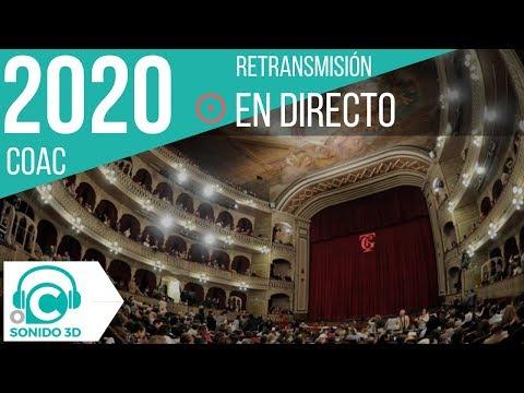 Sigue en directo la Gran Final en el Teatro Falla