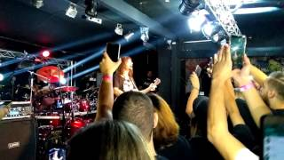 Angra - Lullaby for Lucifer & Silent Call (Bauru/SP - 25/03/2017)