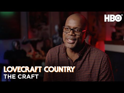 Video trailer för Lovecraft Country: The Craft - Special Effects Makeup Supervisor, Carey Jones | HBO