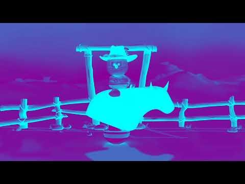 PURPLE & BLUE & BACKWARDS Gummibär REQUEST VIDOE Finnish HD Gummy Bear Song