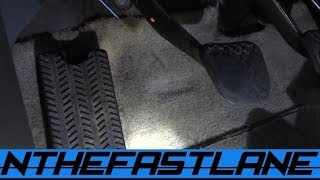 "Clutch Pedal Play Adjustment ""How To"""