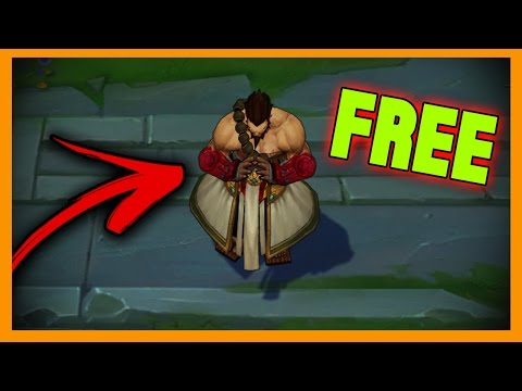 How To Get Free Skins - League of Legends