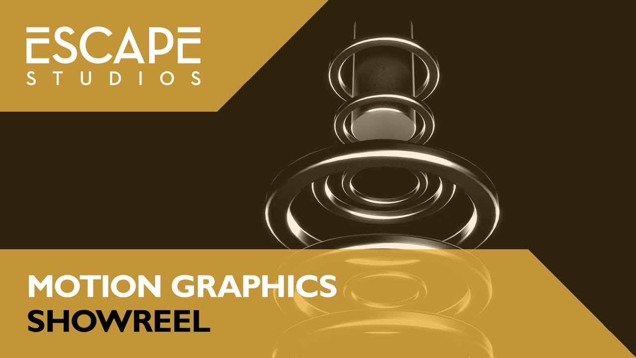 Motion Graphics Showreel 2019