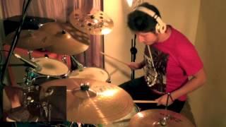 Trivium - Suffocating Sight Drum Cover