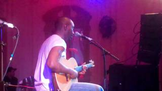 Anthony David - Backstreet (Ghetto Epic) @ Bush Hall, London 22-2-11