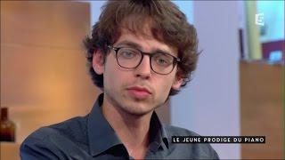 Lucas Débarque : Jeune prodige du piano - C à vous - 27/05/2016