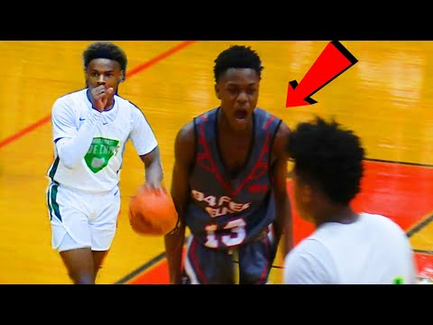 663cbc3fc37b UNRANKED GUARD SHOCKS BRONNY AND THE BLUE CHIPS!!! - CRAZY FINISH -  Action.News ABC Action News Santa Barbara Calgary WestNet-HD Weather Traffic