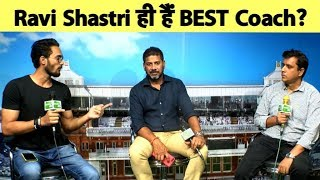 🔴LIVE: Did Virat's Statement Influence Ravi Shastri's Reappointment As Head Coach ? | Sports Tak