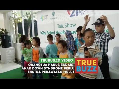 Kesehatan Mulut dan Gigi Anak Down Syndrome Perlu Perhatian Ekstra