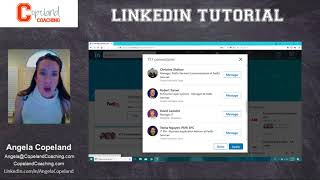 How to ask for a referral on LinkedIn