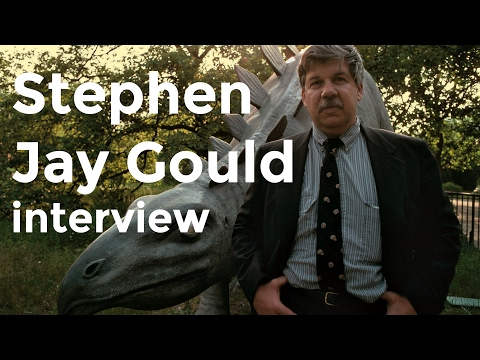 Stephen Jay Gould interview (1997)