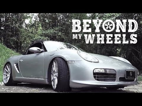 Beyond My Wheels - Porsche Boxster Spyder