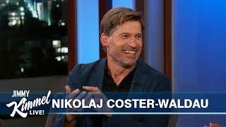 Nikolaj Coster-Waldau on Game of Thrones Finale, Fans & Emmys