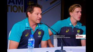 A Winning Australian Cricket Side