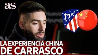 La situación que vivió en China y que le convirtió a Carrasco en un 'nuevo Carrasco' | Diario AS