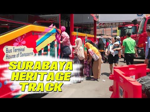 Mencoba Sensasi Menjelajah dengan Surabaya Heritage Track ke Markas Pemadam Kebakaran