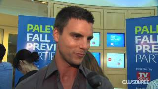 Interview Colin Egglesfield - Melrose Place