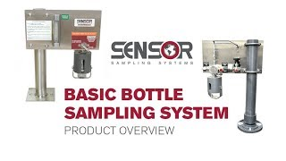 SENSOR Basic Bottle Sampling System Demonstration