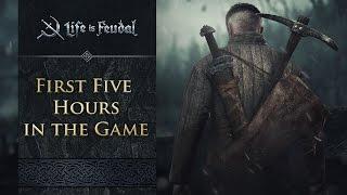 Life is Feudal פרסום המשחק מבפנים 'חמשת השעות הראשונות'