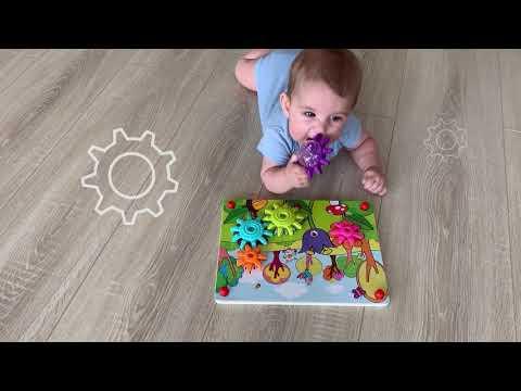 Video v článku Soutěž o krásné hračky Niny pro nejmenší