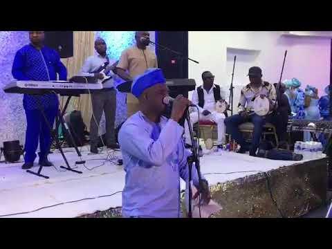 ABASS AKANDE OBESERE @  KOSCORY 50th birthday in london 2018-2