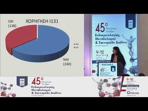 Αλεξάκη Σ. - Η Εξέλιξη Του Θυρεοειδικού Καρκίνου Κατά Τα Έτη 2010-1016: Καταγραφή Της Εμπειρίας Μας