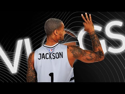 EuroLeague Vlogs: Edwin Jackson, ASVEL