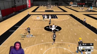 Young Wizard Grinding 2 95 Overall 60% - NBA 2K19