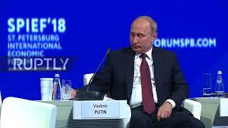 Russia: World needs