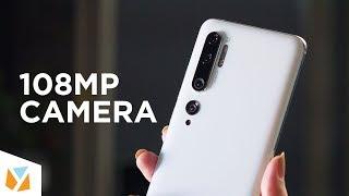 Xiaomi Mi Note 10 / Xiaomi Mi CC9 Pro Review