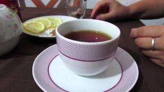 Té Con Limón Para Después De Las Comidas