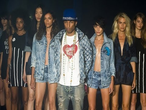 Pharrell Designs Eco-friendly Clothing Line