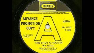 Geno Washington & The Ram Jam Band - She Shot A Hole In My Soul (Picadilly UK)