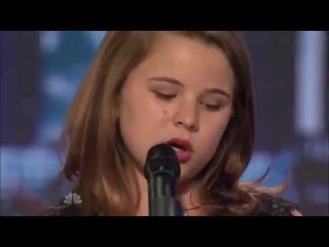 Denne utrolige stemmen tilhører en tiåring!