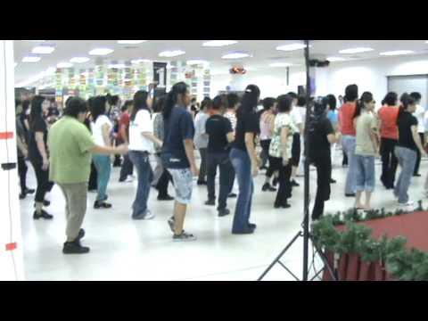 Togetherness - Kuala Krai Ksm Line Dance, Kelantan, Malaysia