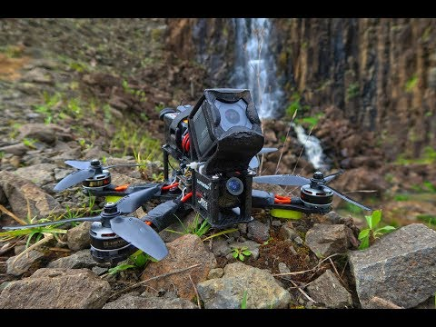 waterfall-madness--quadcopter-freestyle
