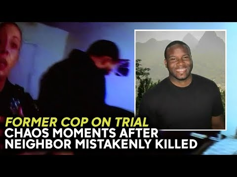 Watch what happened after man was killed in apartment mix-up