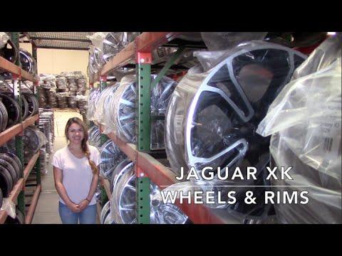 Factory Original Jaguar XK Wheels & Jaguar XK Rims – OriginalWheels.com