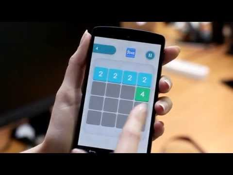 Video of 2048 EXTENDED!