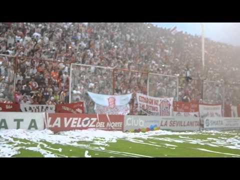 """""""Hinchada san martin de tucuman vs atletico tucuman by:Rodrigo mendoza -clasico de verano 2014"""" Barra: La Banda del Camion • Club: San Martín de Tucumán"""