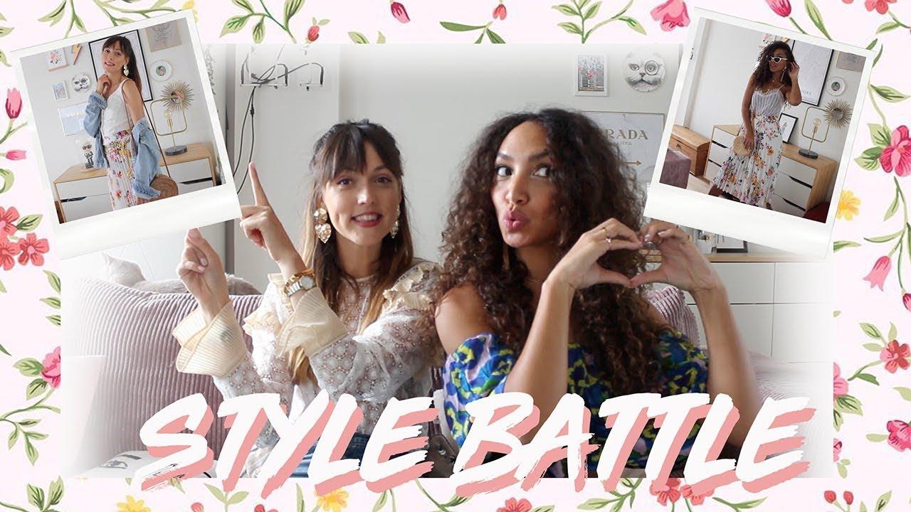 Style battle with Iris