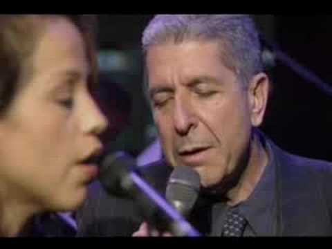 leonard cohen dance me to the end of love
