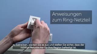Installation der Ring Video Doorbell Pro 2