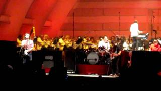 Death Cab for Cutie - Grapevine Fires HD (live @ the Hollywood Bowl 7/5/09)