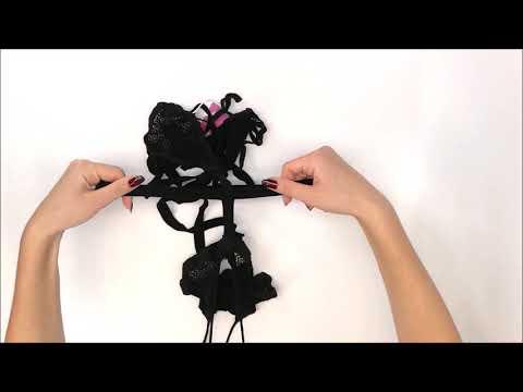 Body Bodystocking N114 - Obsessive