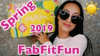 FabFitFun/Spring 2019... I think there was a mistake!!